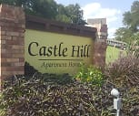 CASTLE HILL APARTMENTS, Sory Elementary School, Sherman, TX