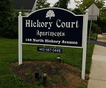 Hickory Court, Harford Community College, MD
