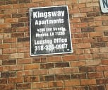 Kingsway Apartments, New Vision Learning Academy, Monroe, LA