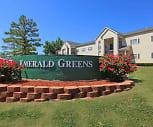 Emerald Greens, Madison Elementary School, Norman, OK