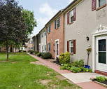 Pottsgrove Townhomes, Pottsgrove Senior High School, Pottstown, PA
