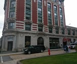 Historic Lafayette Apartments, Northwest Elementary School, Butler, PA