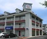 InTown Suites - Trinity Mills (TRI), Dewitt Perry Middle School, Carrollton, TX