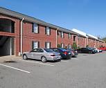 Avenue Apartments, Cass Middle School, Cartersville, GA