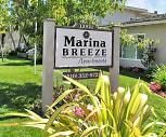 Marina Breeze Apartment Homes, John Muir Middle School, San Leandro, CA