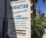 Manhattan Place Apartments, Los Angeles, CA