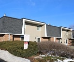 New Yorker Townhomes, The Ohio State University, Columbus, OH