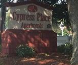 Cypress Place Apartments, Joseph A Cuillier Sr Career Center, Marrero, LA
