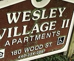 Wesley Village, Heritage Middle School, Painesville, OH