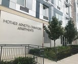 THE MOTHER ARNETTA CRAWFORD APARTMENTS, 10460, NY