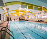 Pool, Randolph Tower City Apartments