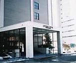 Entrance, One Chatham Center