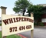Whisperwood Apartments, 75042, TX