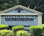 LIVING SPRINGS MANOR, 08046, NJ