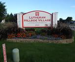 Lutheran Hillside Village, Peoria Heights High School, Peoria Heights, IL
