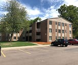 Campus Hill Apartments, East Lansing, MI