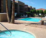Irvine Park, Old Town, Scottsdale, AZ