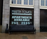 Martin Tower Apartments, North High School, Sioux City, IA