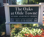 The Oaks at Olde Town, Germantown, MD