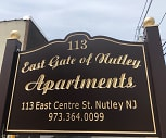 East Gate of Nutley Apartments, Clifton, NJ