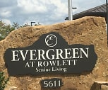 Evergreen Rowlett, Rockwall, TX
