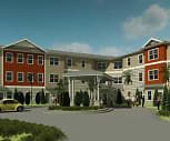 Rendering, Brookestone Senior Apartments