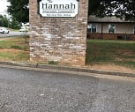 Hannah Apartments, Cartersville Middle School, Cartersville, GA