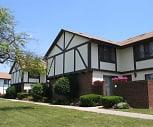 Cushing Arms, Eastmoor Academy, Columbus, OH