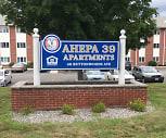 Ahepa 39 Apartments, Riverside, Haverhill, MA
