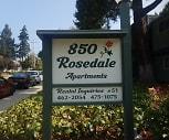 ROSEDALE APARTMENTS, 95010, CA