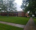 Palatine Park Apartments, Plum Grove Junior High School, Rolling Meadows, IL