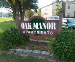 Oak Manor Apartments, Wiley College, TX