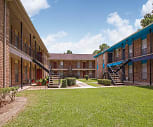 Regency Apartments, Caldwood Elementary School, Beaumont, TX