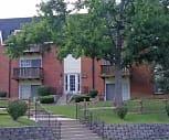 Exterior, Norwood Court