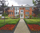 Shaker Square Apartments/The Woodlands, Onaway Station - GCRTA, Shaker Heights, OH