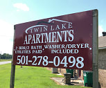 Warden Twin Lakes Apartments, Badger Academy, Beebe, AR