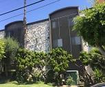 Regal Manor Apartments, Hawthorne Middle School, Hawthorne, CA