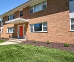 Magnolia Apartments, Lincoln Elementary School, Madison, WI