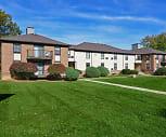 Building, Princeton Hill Apartments