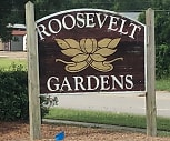 Roosevelt Garden Apartments, Orangeburg Calhoun Technical College, SC