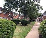 Glendora Court Apartments, Glendora Elementary School, Glendora, NJ