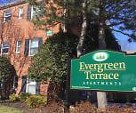 Evergreen Terrace Apartments, Nicholas Orem Middle School, Hyattsville, MD