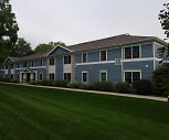 Ehr-Dale Heights Apartments, Churchville Chili Senior High School, Churchville, NY