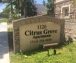 Citrus Grove Apartments, Yorba Middle School, Orange, CA