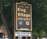 King Village Apartments, Nazarene Christian Academy, New Bedford, MA