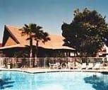Sparkling pool, Pinewood Villas