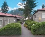 Community Terrace Apartments, Delong Elementary School, Tacoma, WA