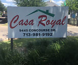 Casa Royal, Olle Middle School, Houston, TX