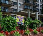 Building, Central Garden Apartments