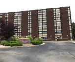 Martin Gerber Apartments, North Brunsick Township High School, North Brunswick, NJ